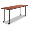 Safco Safco® Impromptu® Series T-Leg  Post Leg Table Base SAF 2074BL