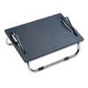 "Chair Accessories Footrests: Safco® Ergo-Comfort® 8"" Adjustable Footrest"