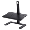 Chair Accessories Footrests: Safco® Height-Adjustable Footrest