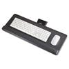 computer workstations: Safco® Knob-Adjust Keyboard Platform