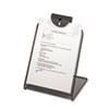 Safco Safco® Onyx™ Mesh Copyholder SAF 2158BL