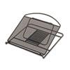 Safco Safco® Onyx™ Mesh Laptop Stand SAF2161BL