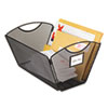 Safco Safco® Onyx™ Mesh Desktop Tub File SAF 2163BL