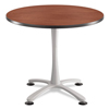 round table top: Safco® Cha-Cha™ Table Top