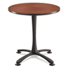 table bases: Safco® Cha-Cha™ Sitting Height Table Base