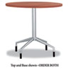 Safco Safco® RSVP Table Top Only 30 Diameter SAF 2651CY