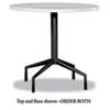 Safco Safco® RSVP Table Top Only 30 Diameter SAF 2651GR