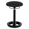 Safco Twixt™ Desk Height Ergonomic Stool SAF 3000BL
