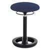 Safco Twixt™ Desk Height Ergonomic Stool SAF 3000BU