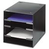 Safco Safco® Steel Desktop Sorter SAF 3112BL