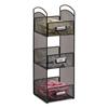 Safco Safco® Onyx™ Breakroom Organizers SAF 3290BL