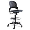 chairs & sofas: Safco® Zippi™ Plastic Extended-Height Chair