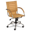Safco Safco® Flaunt™ Series Mid-Back Managers Chair SAF 3456CM