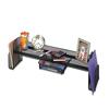 Safco Safco® Onyx™ Mesh Off-Surface Shelf SAF 3604BL