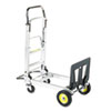 utility carts, trucks and ladders: Safco® Hide-Away® Convertible Truck
