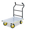 Janitorial Carts, Trucks, and Utility Carts: Safco® Stow-Away® 1000 lb Platform Truck