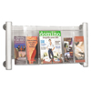 Safco Safco® Luxe™ Magazine & Pamphlet Display SAF 4133SL