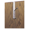 Safco Safco® Over-The-Door Coat Hook SAF 4166