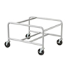 utility carts, trucks and ladders: Safco - Sled Base Stack Chair Cart