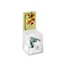 Safco Safco® Small Acrylic Collection Box SAF 4235CL