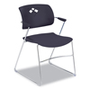 chairs & sofas: Safco® Veer™ Flex Back Stacking Chair