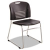 chairs & sofas: Safco® Vy™ Series Stack Chairs