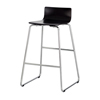 chairs & sofas: Safco® Bosk Wood Stool