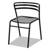 Safco Safco® CoGo™ Steel Outdoor/Indoor Stack Chair SAF 4360BL