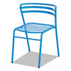 Safco Safco® CoGo™ Steel Outdoor/Indoor Stack Chair SAF 4360BU