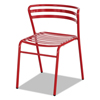 chairs & sofas: Safco® CoGo™ Steel Outdoor/Indoor Stack Chair