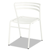 Safco Safco® CoGo™ Steel Outdoor/Indoor Stack Chair SAF 4360WH