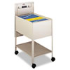 Safco Safco® Extra-Deep Locking Mobile Tub File SAF 5363PT