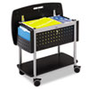 Safco Safco® Scoot™ Mobile File SAF 5370BL