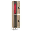 Safco Safco® Double-Tier Lockers SAF 5523TN