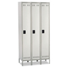 Safco Safco® Single-Tier Lockers SAF 5525GR