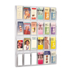 Safco Safco® Reveal™ Clear Literature Displays SAF 5601CL