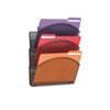 Safco Safco® Onyx™ Mesh Wall Pockets SAF 5652BL