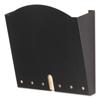 Safco Safco® Onyx™ Mesh Wall Pockets SAF 5654BL
