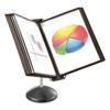 Safco Safco® Ultimate Desktop Reference System SAF 6175BL