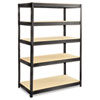 steel shelving units: Safco® Boltless Shelving