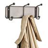 Safco Safco® Onyx™ Mesh Wall Racks SAF6402BL