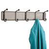 coat rack: Safco® Onyx™ Mesh Wall Racks