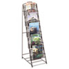 double markdown: Safco® Onyx™ Magazine Floor Rack