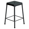 Safco Safco® Counter-Height Steel Stool SAF6605BL