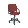 Safco Safco® Cava® Urth™ Collection High Back Swivel/Tilt Chair SAF 7045BG