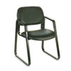Clean and Green: Safco® Cava® Urth™ Collection Sled Base Guest Chair