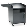 Safco Safco® Economy Mobile Computer/Projector Stand SAF 8927BL