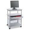 Safco Safco® Impromptu™ AV Cart SAF 8942GR