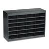 Safco Safco® E-Z Stor® Literature Organizers with Steel Frames and Shelves SAF 9211BLR