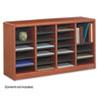 Safco Safco® Wood E-Z Stor® Literature Organizers SAF 9311CY